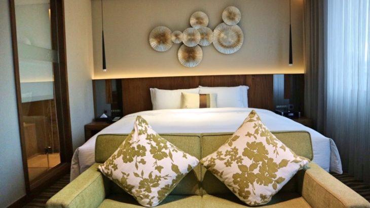 グリーンワールドホテル建北スイートの宿泊記!実際に泊まった感想