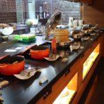 高級ホテルのような朝食が食べられるラヴィダホテル(La Vida Hotel)!
