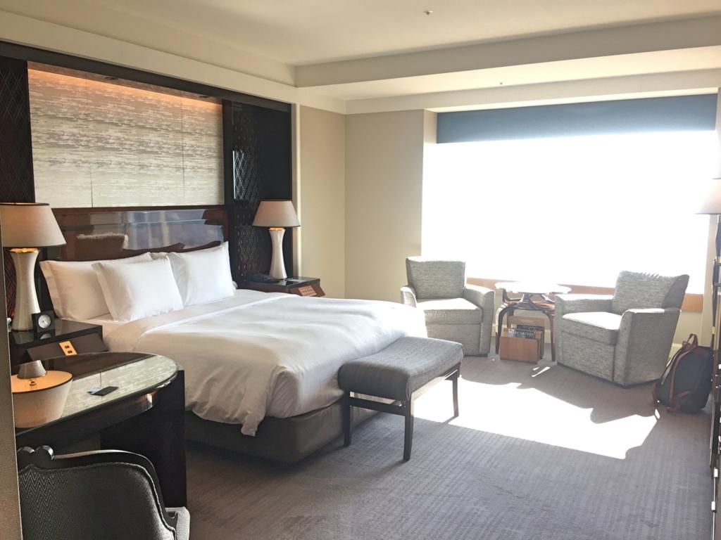 ザ・リッツ・カールトン東京デラックスルームのブログ宿泊記!実際に泊まった感想と口コミ