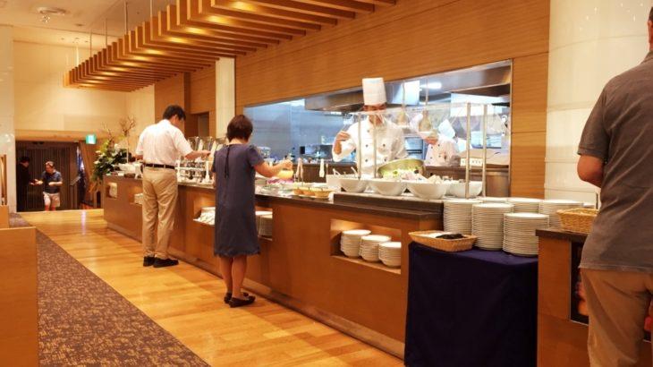 グランドプリンスホテル高輪の朝食レビュー