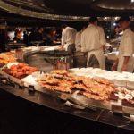 リージェント台北のディナービュッフェレストランの様子!