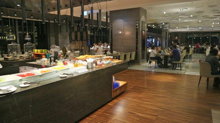 シーザーメトロ台北に宿泊したらビュッフェレストランで食事をしよう!
