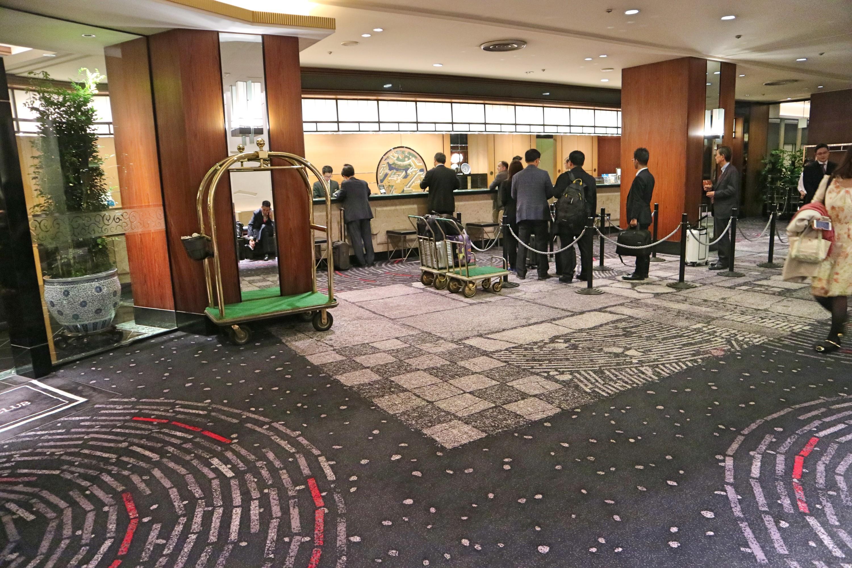 【服装】ホテルニューオータニ東京にドレスコードはあるのか?