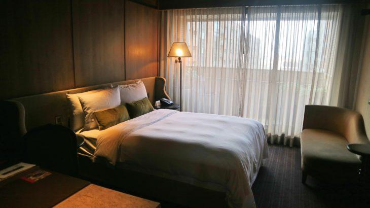 パレデシン宿泊記!台北駅直結・ヨーロッパの雰囲気が漂う高級ホテル