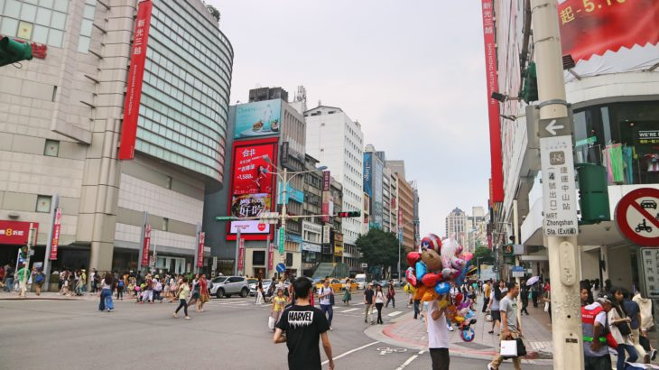 台北・中山駅近おすすめホテルランキング!