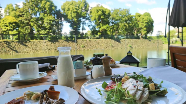外国の雰囲気を味わえるパレスホテル東京の朝食ビュッフェ!