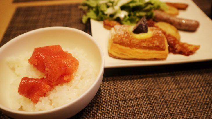 ザ・プリンスさくらタワー東京のラウンジで朝食!