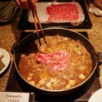 夕食はオークラプレステージ台北のビュッフェレストラン!