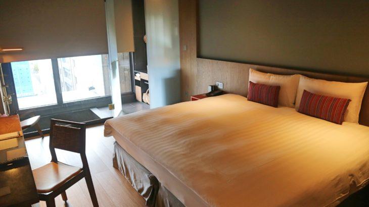 ホームホテル大安の宿泊記!メイドイン台湾を体験しよう!