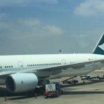 台湾と成田間ではキャセイパシフィック航空がコスパ最強