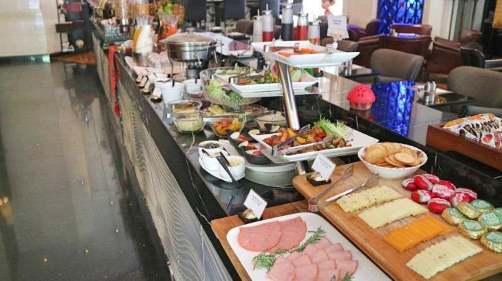 ホテルエクラット台北の朝食が美味しすぎて半端ない!