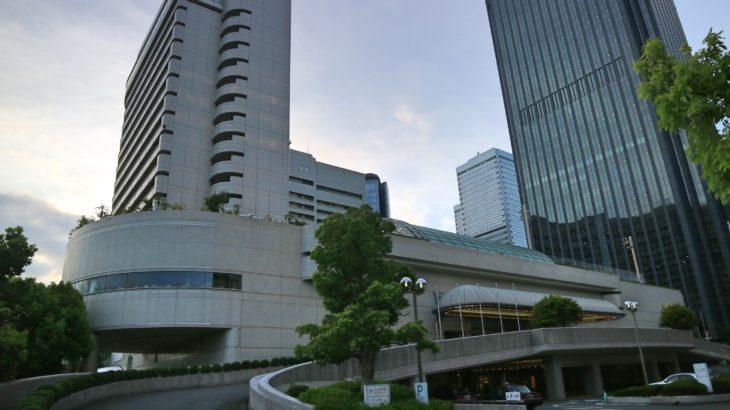 ニューオータニ大阪ジュニアスイート宿泊記!実際に泊まった感想
