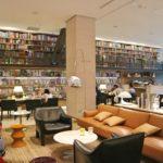 エスリテホテルの宿泊記!書店とホテルが融合した高級ホテル