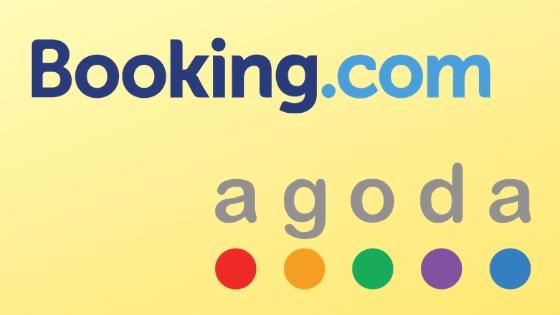 【比較】Booking.comとAgodaの違いは?どっちがお得?