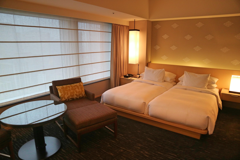 キャピトルホテル東急クラブフロアのブログ宿泊記!実際に泊まった感想と口コミ