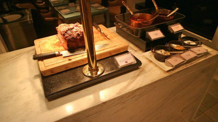 マンダリンオリエンタル台北のディナービュッフェを食べた感想