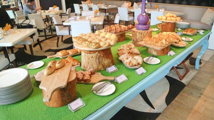 マンダリンオリエンタル台北の朝食を食べた感想