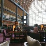 ヒルトン福岡シーホークのブラッセリーラウンジでお茶してきました!