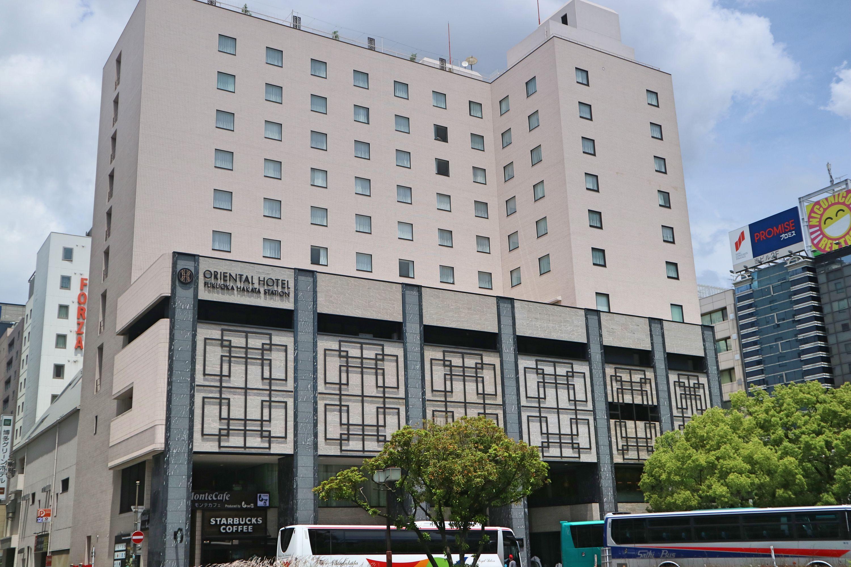 オリエンタルホテル福岡 博多ステーションのブログ宿泊記!実際に泊まった感想と口コミ