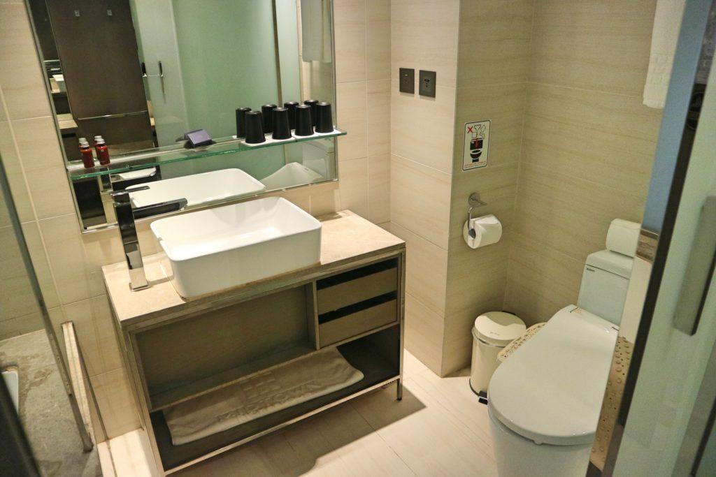 ミッドタウンリチャードソンのトイレ
