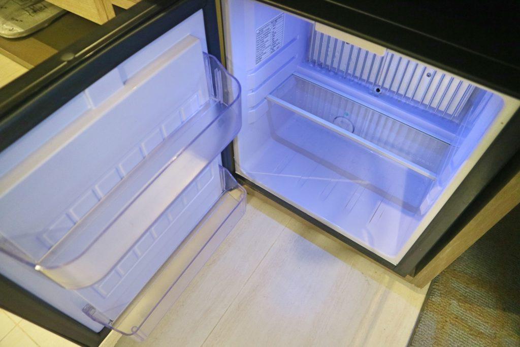 ミッドタウンリチャードソンの冷蔵庫
