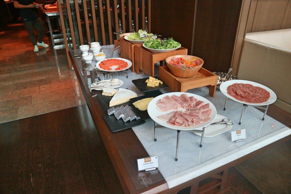 コンラッド東京セリーズの朝食3