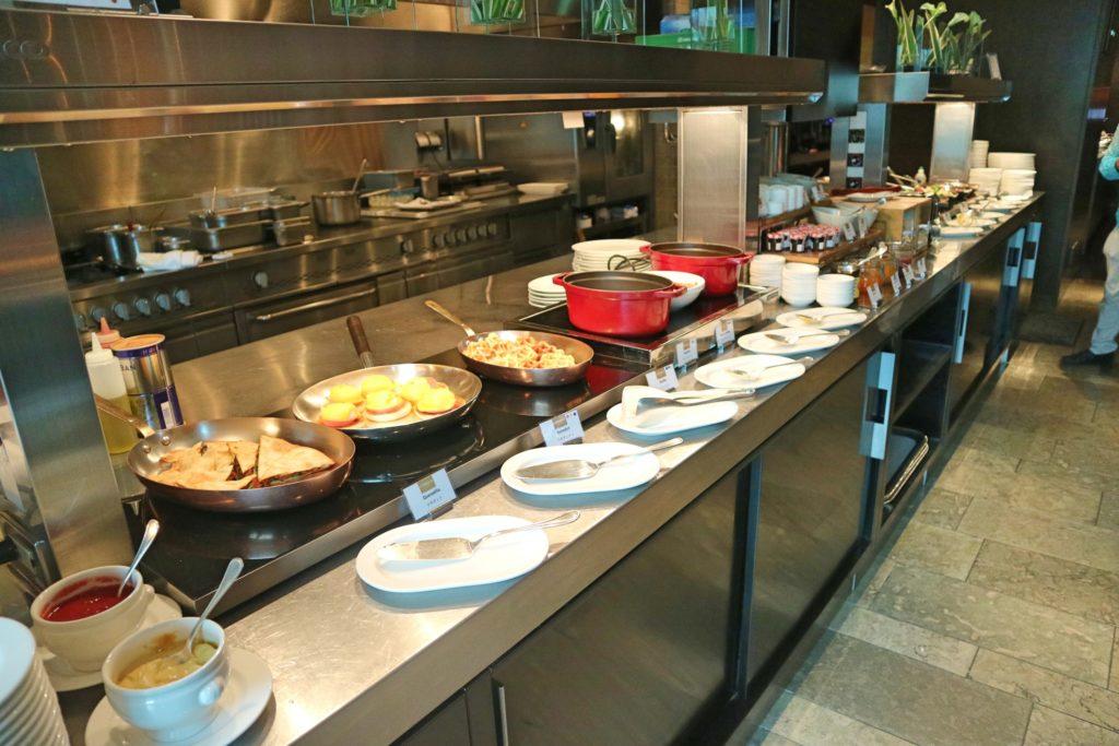 コンラッド東京の朝食5