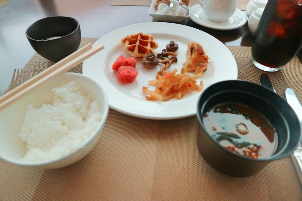 コンラッド東京の朝食6