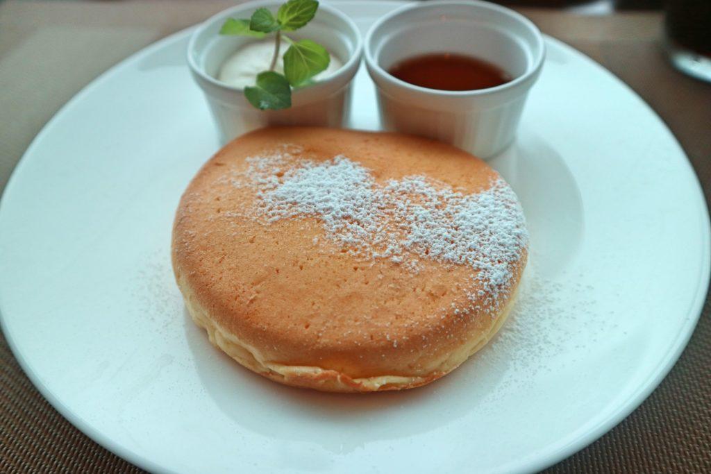 コンラッド東京セリーズの朝食1