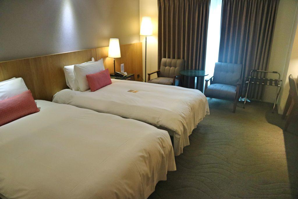 アズールホテルのベット