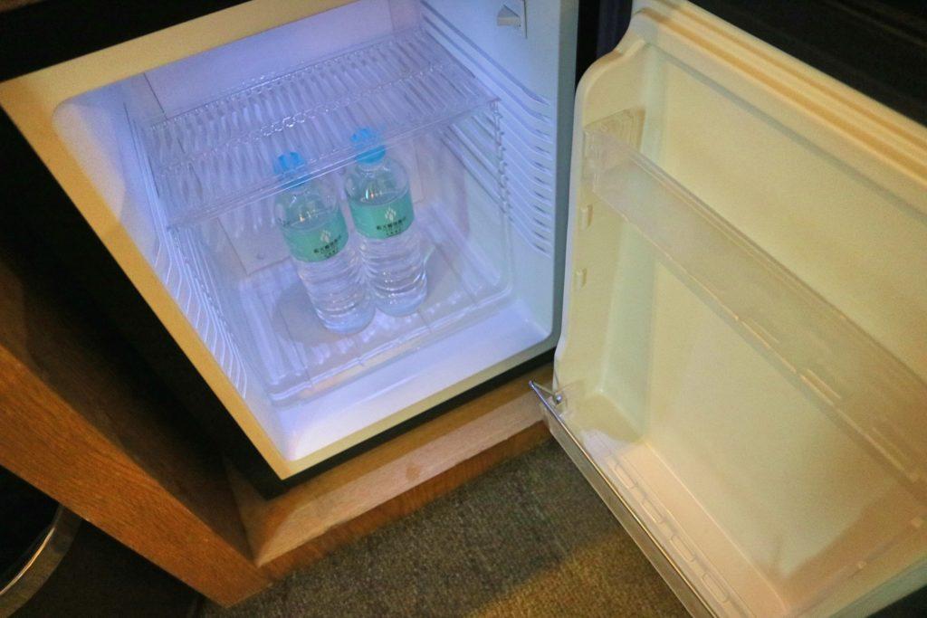アズールホテルの冷蔵庫