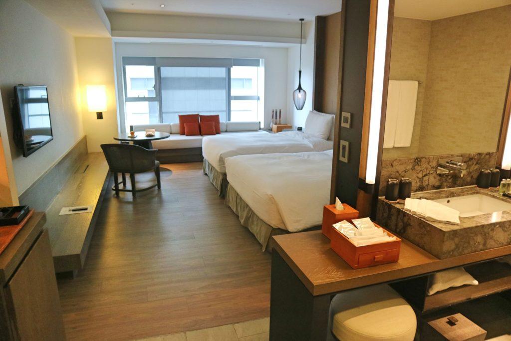 シルクスプレイス台南の部屋