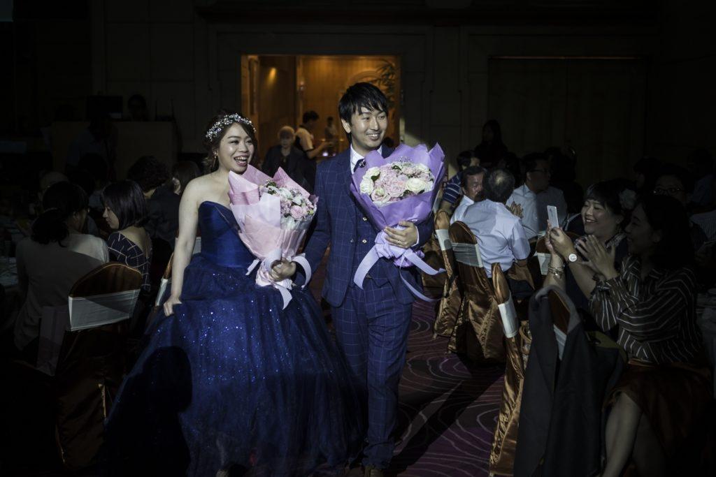 台湾台中の結婚式