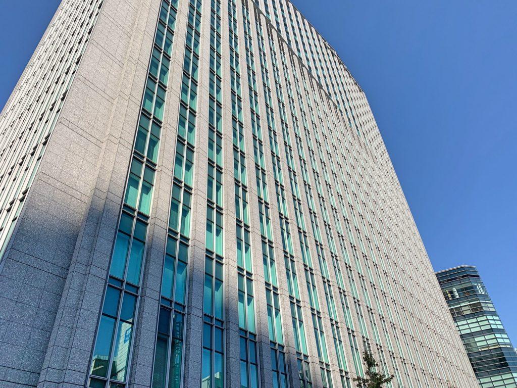 三井ガーデンホテル銀座プレミア外観