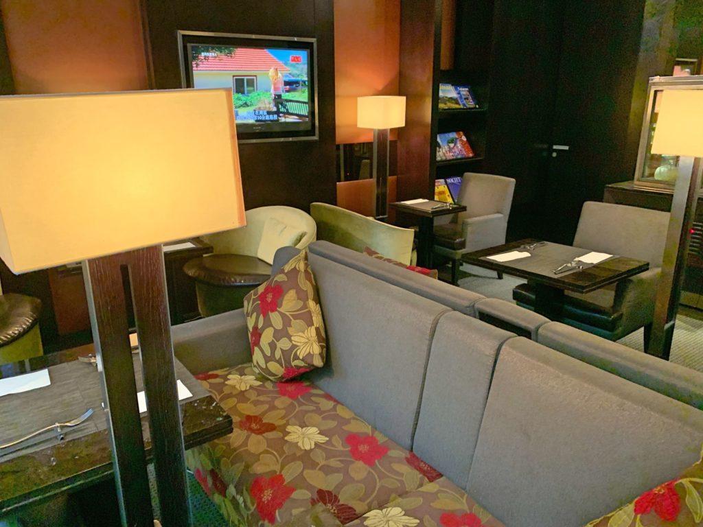 タンゴホテル台北南西館のレストラン