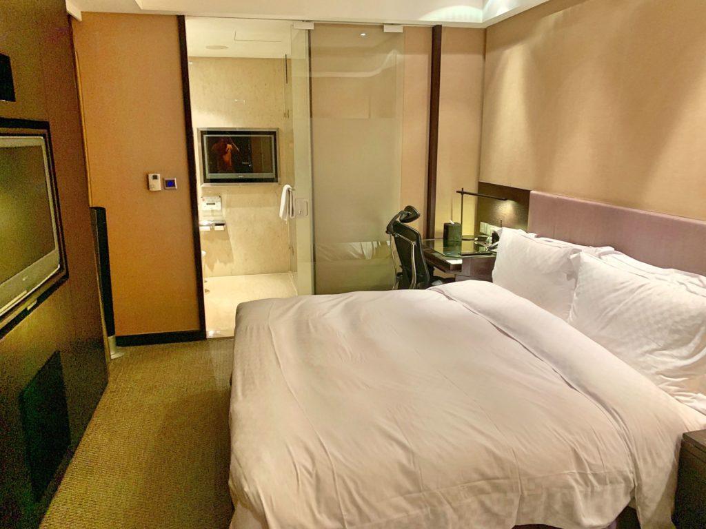 タンゴホテル台北南西館の部屋