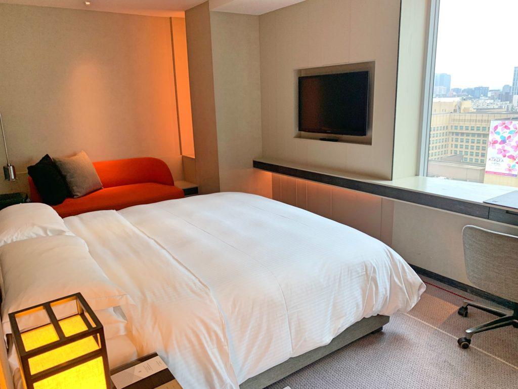 ハンブルハウス台北の部屋