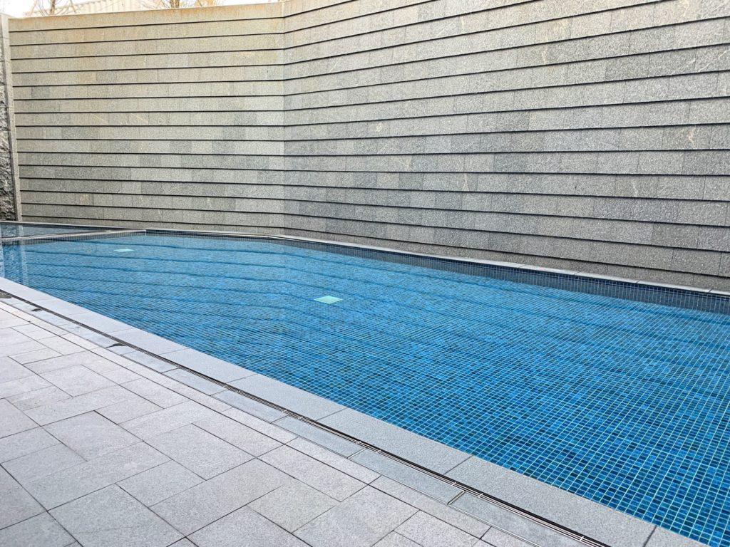 ウェスティン宜蘭リゾートのプール