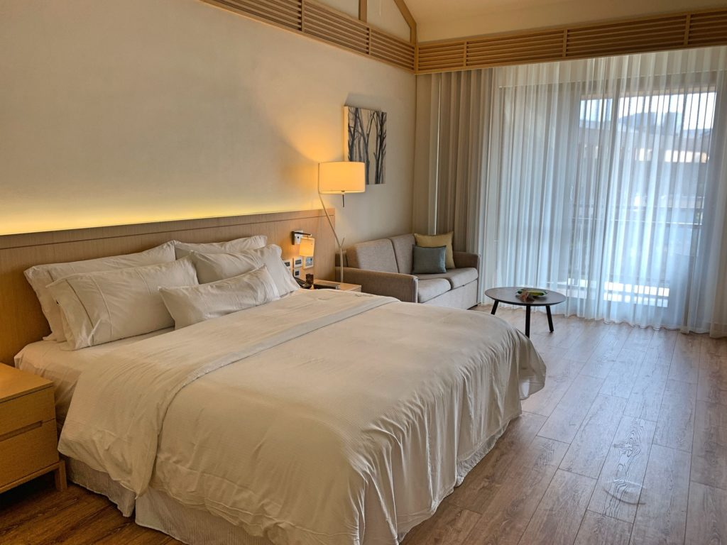 ウェスティン宜蘭リゾートの部屋