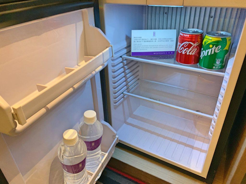 ウエストゲートの冷蔵庫
