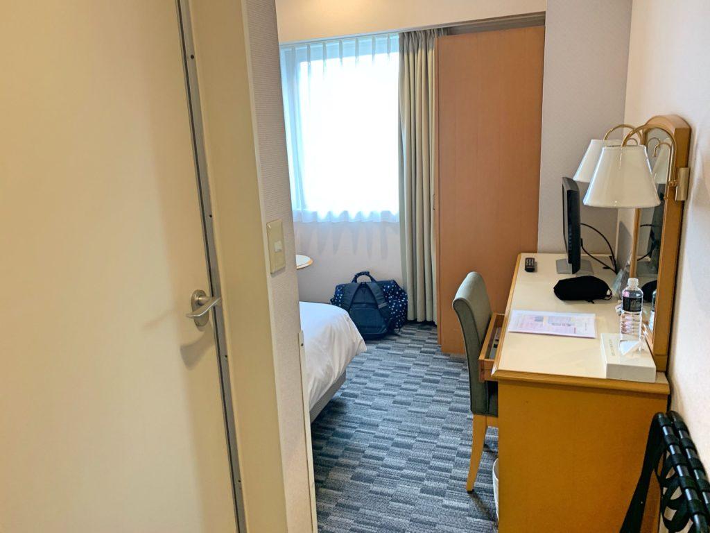サンルート台北の部屋