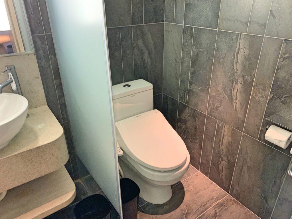ウェルスプリングバイシルクスのトイレ
