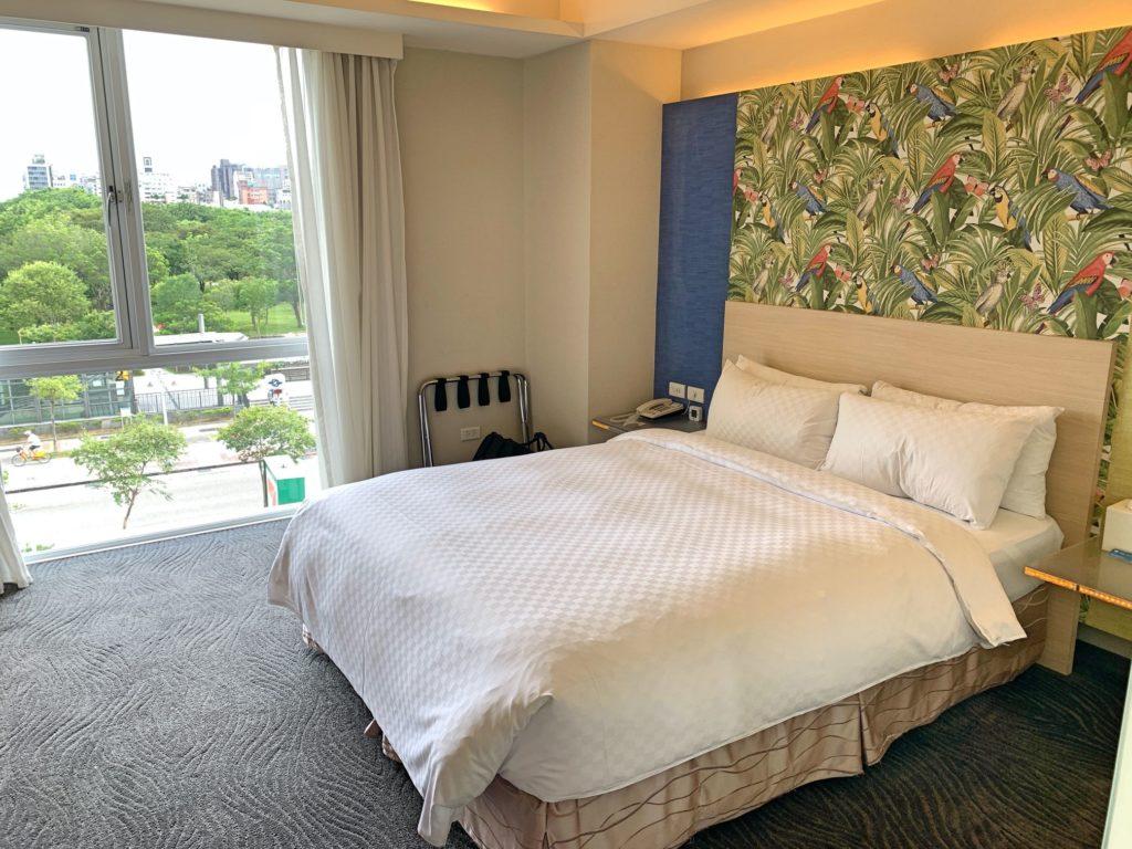 ダンディホテル大安の部屋