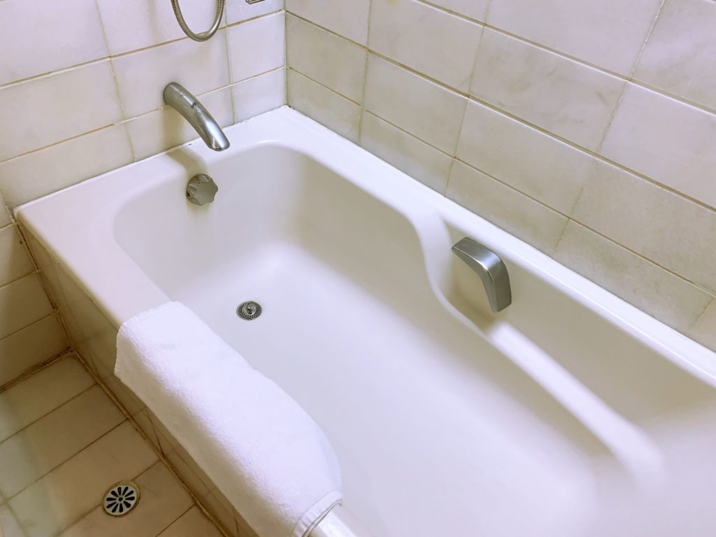 グロリアプリンスホテルのお風呂