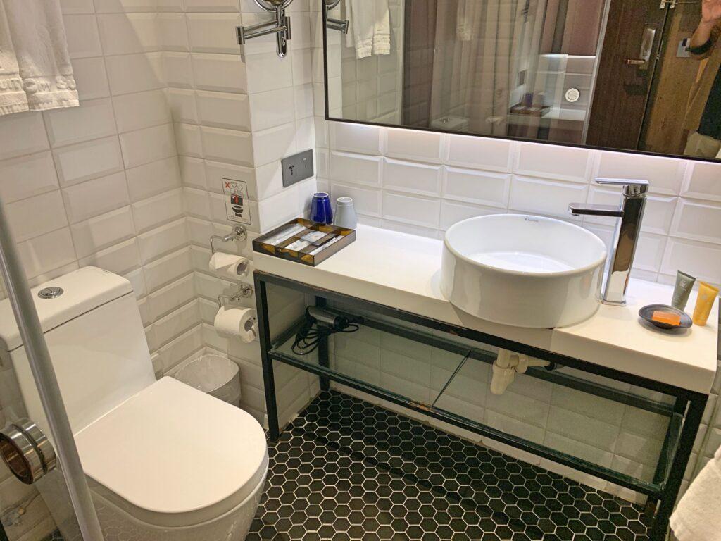シティスイーツ北門のトイレ