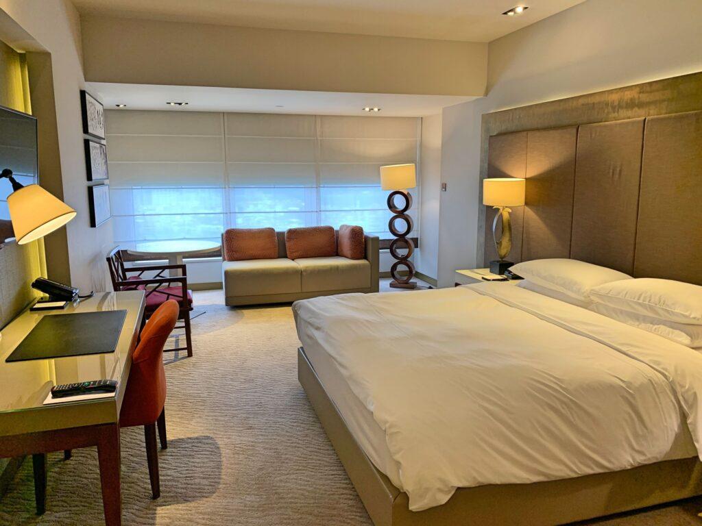 グランドハイアット台北の部屋